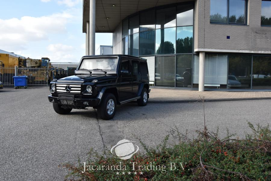 Mercedes Benz G500 Guard VR9 Original