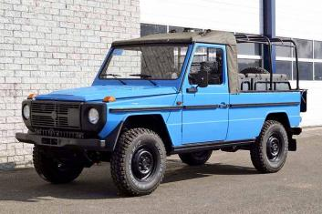 MERCEDES-PUCH 230 GE