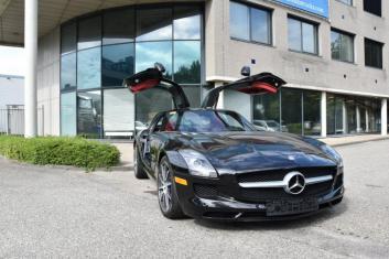 Mercedes-Benz SLS AMG SLS 6.3 AMG