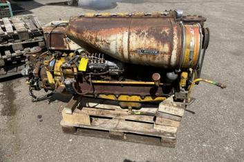 Deutz  F6L514 Engine
