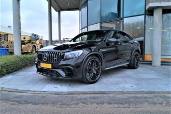 Mercedes-Benz GLC 63s AMG