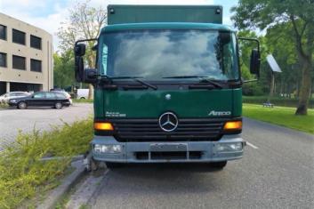 Mercedes Benz Atego 817