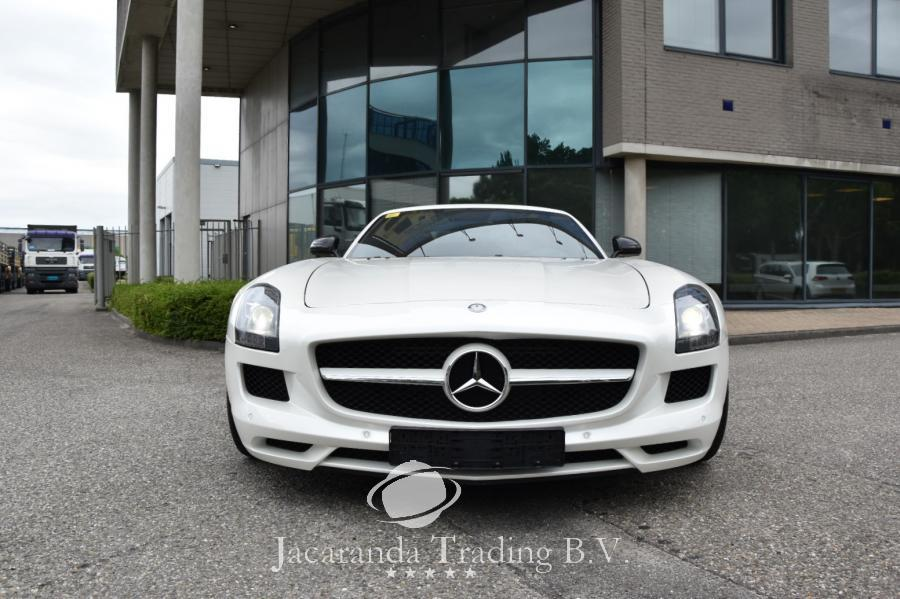 Mercedes-Benz SLS AMG Roadster Roadster