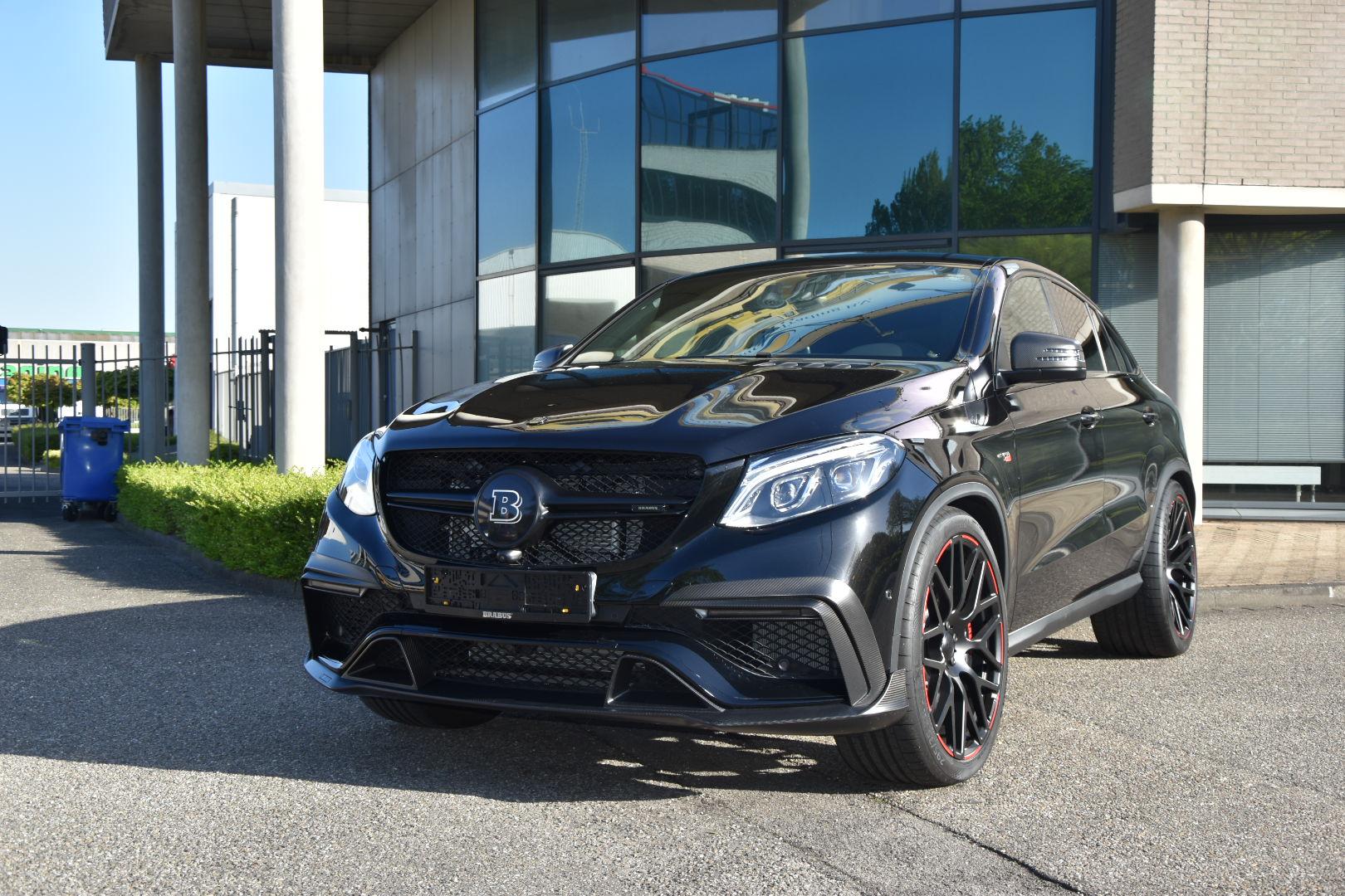 Mercedes Brabus GLE Coupe 850