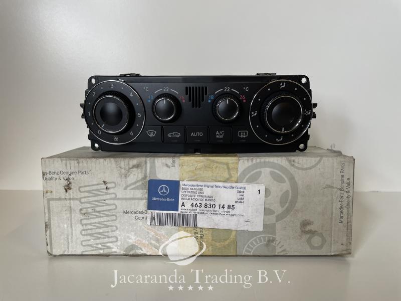 Mercedes W463 G-Class A4638301485