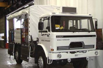 DAF 1800 MOBILE WORKSHOP