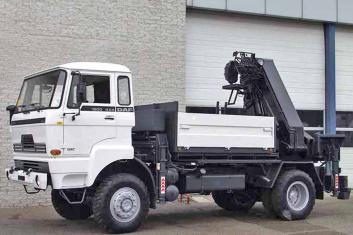DAF 1800 CRANE TRUCK