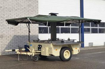 KÄRCHER TFK250 MOBILE FIELD KITCHEN